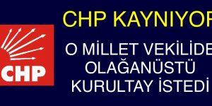 """O MİLLET VEKİLİ'DE """" OLAĞANÜSTÜ KURULTAY"""" İSTEDİ"""