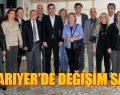Özdemir. CHP Sarıyer'de Değişim Şarttır