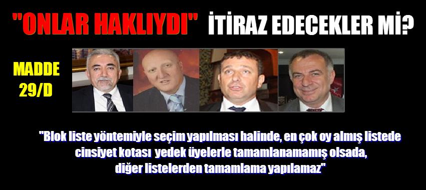 """""""CHP"""" GAZİOSMANPAŞA'DA TÜZÜK, SARIYER'DE FEDAKARLIK !!!"""