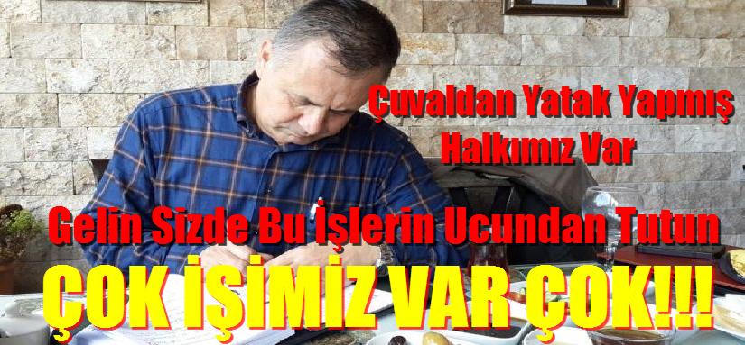 Mehmet Deniz,Kongre Düşünerek, İnsanlığa ve Halka Hizmeti Yok Sayamayız..