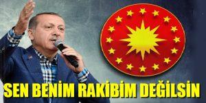 """""""KARIN AĞRISI"""" SEN BENİM RAKİBİM DEĞİLSİN"""