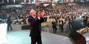 990 OY ALDI. GENEL BAŞKAN SEÇİLDİ