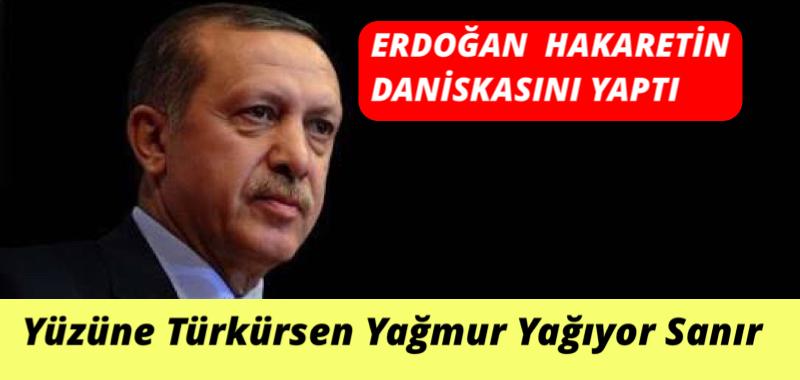 """Erdoğan'dan Kılıçdaroğlu'na: """"Bazı insanlar var ki yüzüne tükürsen yağmur yağıyor sanır"""