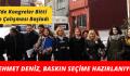 CHP İLÇELERİ ALAN ÇALIŞMASINA BAŞLADI