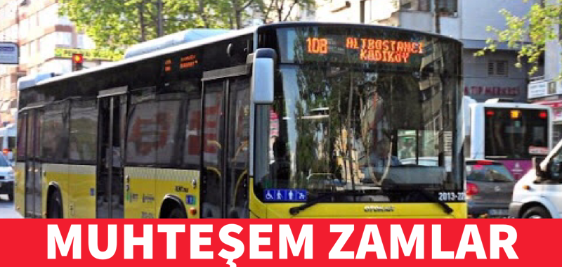 """""""VATANDAŞ BIKTI"""" Toplu Taşımaya Büyük Zam"""