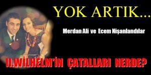 Merdan Ali Gürkan ve Ecem Yıldırım Nişanlandılar
