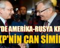 "KILOÇDAROĞLU'NDAN BAYKAL'A ""AKP'NİN CAN SİMİDİ"""