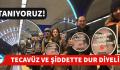 TÜRKİYE'DE İNSANLAR ADALETTEN KORKMUYOR
