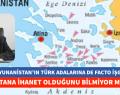Aytun Çıray: YUNANİSTAN'IN TÜRK ADALARINA DE FACTO İŞGALİ