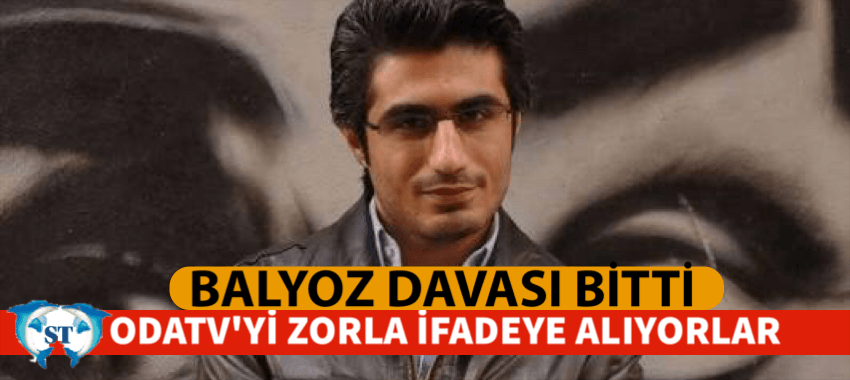 ODATV'Yİ RAHAT BIRAKMIYORLAR