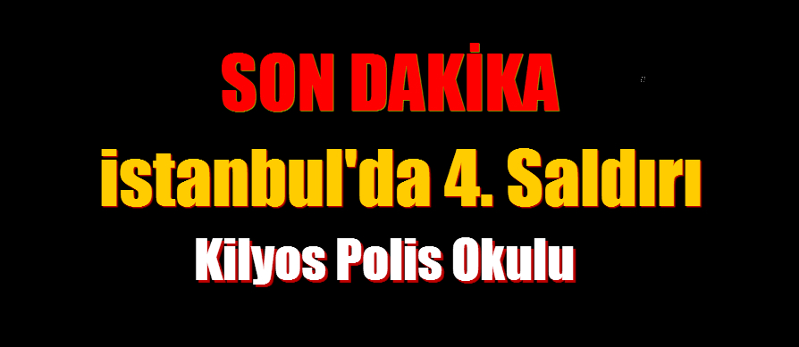 İstanbul Bugün 4. Saldırısını Yaşadı