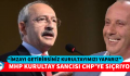 MHP KURULTAY SANCISI CHP'YE SIÇRIYOR
