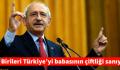 Birileri Türkiye'yi babasının çiftliği sanıyor.