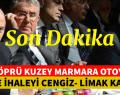 İHALEYİ  CENGİZ- LİMAK'A VERDİLER