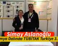 Terakkili Genç Kimya Dalında TÜBİTAK Türkiye 3.sü