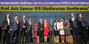 """""""Prof. Aziz Sancar GIS Uluslararası Konferansı"""""""
