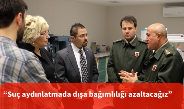 """Prof.Dr. Sevil Atasoy:  """"Suç aydınlatmada dışa bağımlılığı azaltacağız"""""""