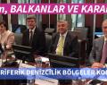 AVRUPA PERİFERİK DENİZCİLİK BÖLGELER KONFERANSI SARIYER'DE DÜZENLENDİ