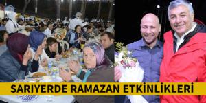 Sarıyer Belediyesi Ramazan Etkinlikleri Başladı