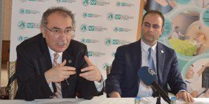 """Prof.Dr. Nevzat Tarhan: """"Almanya'da mükemmellik merkezi kuracağız"""""""