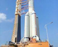 Çin 100 metrelik uzay roketi geliştiriyor