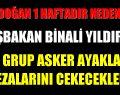 BİR GRUP ASKERİ AYAKLANMA