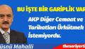 AKP Diğer Cemaat ve Tarikatları Ürkütmek İstemiyordu.