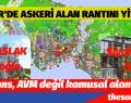 """Askeri Alanlar, """"Rezidans, AVM değil kamusal alan olmalı"""""""