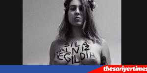 FEMEN'DEN SILA'YA DESTEK