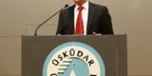 """Prof.Dr. Mithat Baydur: """"Bölgesel güçler inisiyatifi ele aldı"""""""