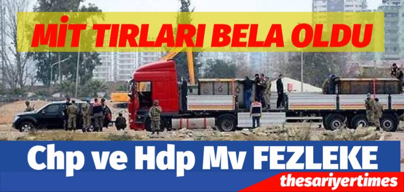 CHP –HDP MİLLET VEKİLLERİ HAKKINDA FEZLEKE