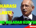 """""""BURALARA SİYASETİ SOKARSANIZ TÜRKİYE'NİN BAŞI BELADAN KURTULMAZ"""""""