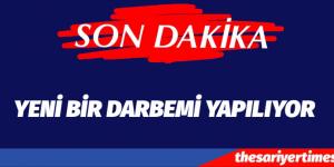 CHP. MV AKSÜNGER, YENİ BİR DARBEMİ YAPILIYOR