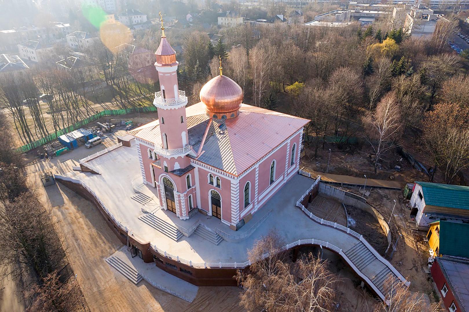 Belarus Müslümanlarının 54 yıllık cami hasreti bitiyor