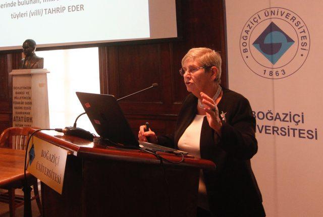 Prof. Dr. Canan Karatay Boğaziçililerle Buluştu