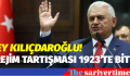 EY KILIÇDAROĞLU! REJİM TARTIŞMASI 1923'TE BİTTİ