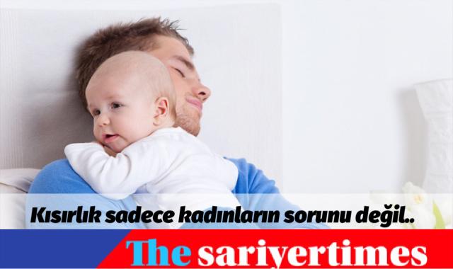 Kısırlık sadece kadınların sorunu değil, Baba olmayı ertelemeyin