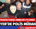 TÜRKİYE AYAĞA KALKTI, SARIYER'DE POLİS MÜDAHALESİ