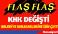 Yeni KHK ile belediye dershanelerine izin