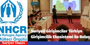 Suriyeli Girişimciler Türkiye Girişimcilik Ekosistemi ile Buluşuyor