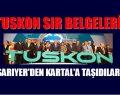 TUSKON EVRAKLARINI SARIYER'DEN KARTAL'TAŞIMIŞLAR