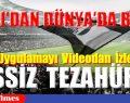 Beşiktaş'tan Dünyada Bir İlk: Sessiz Tezahürat