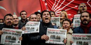 Cumhuriyet GYY. Murat Sabuncu dahil 9 yönetici ve gazeteci tutuklandı!