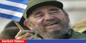 Fidel Castro 90 yaşında yaşamını yitirdi.