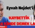 EYVAH NECDET
