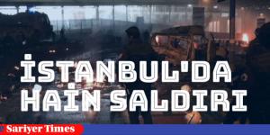 İSTANBUL'DA BOMBALI SALDIRI