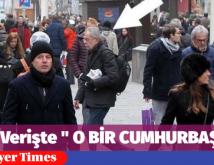 """"""" Alış Verişte """" O BİR CUMHURBAŞKANI"""