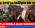 """2013'den 2016'ya DEĞİŞEN BİR ŞEY YOK. """"Armutlu Riskli Alan Kararına Hayır Dedi!"""""""