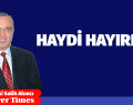HAYDİ HAYIRLISI
