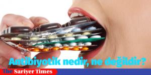 Antibiyotik nedir, ne değildir?